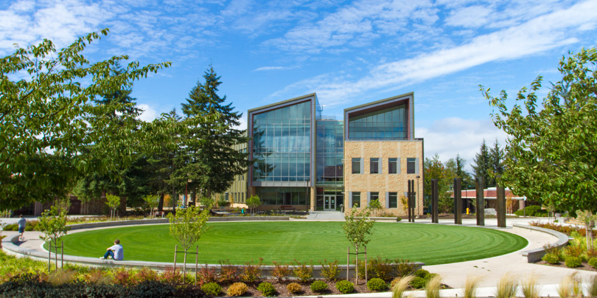 Tacoma Community College Campus Commons