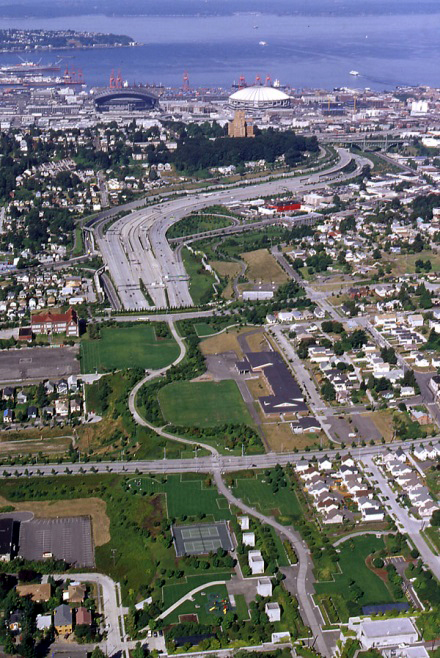 Nakano Associates I-90 Lid Park and Recreation Master Plan