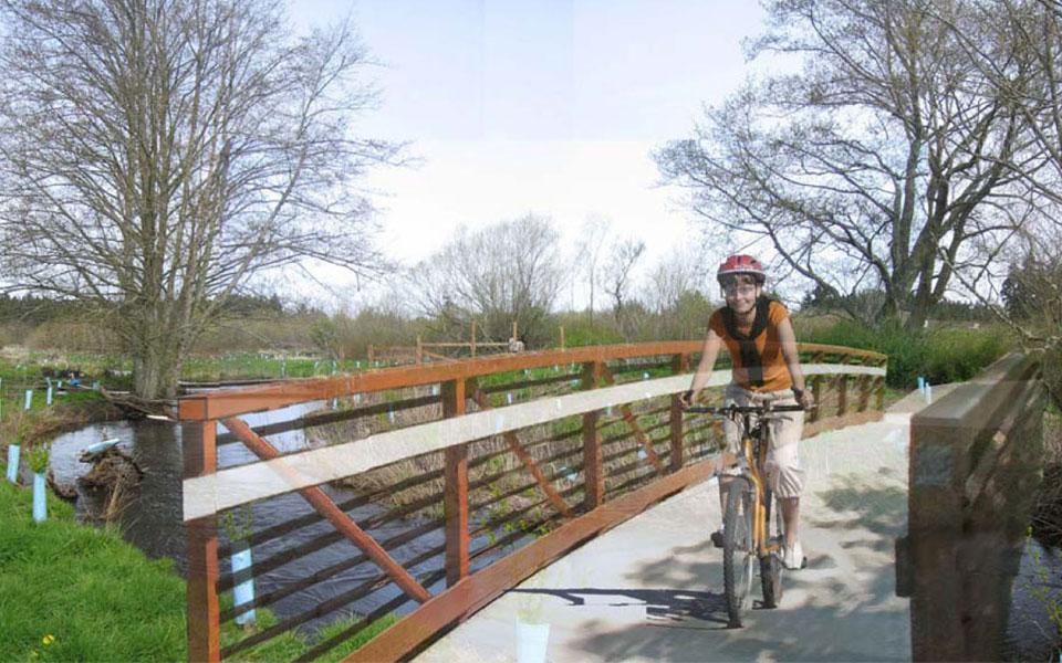Nakano Associates Rick Tollefson Memorial Trail
