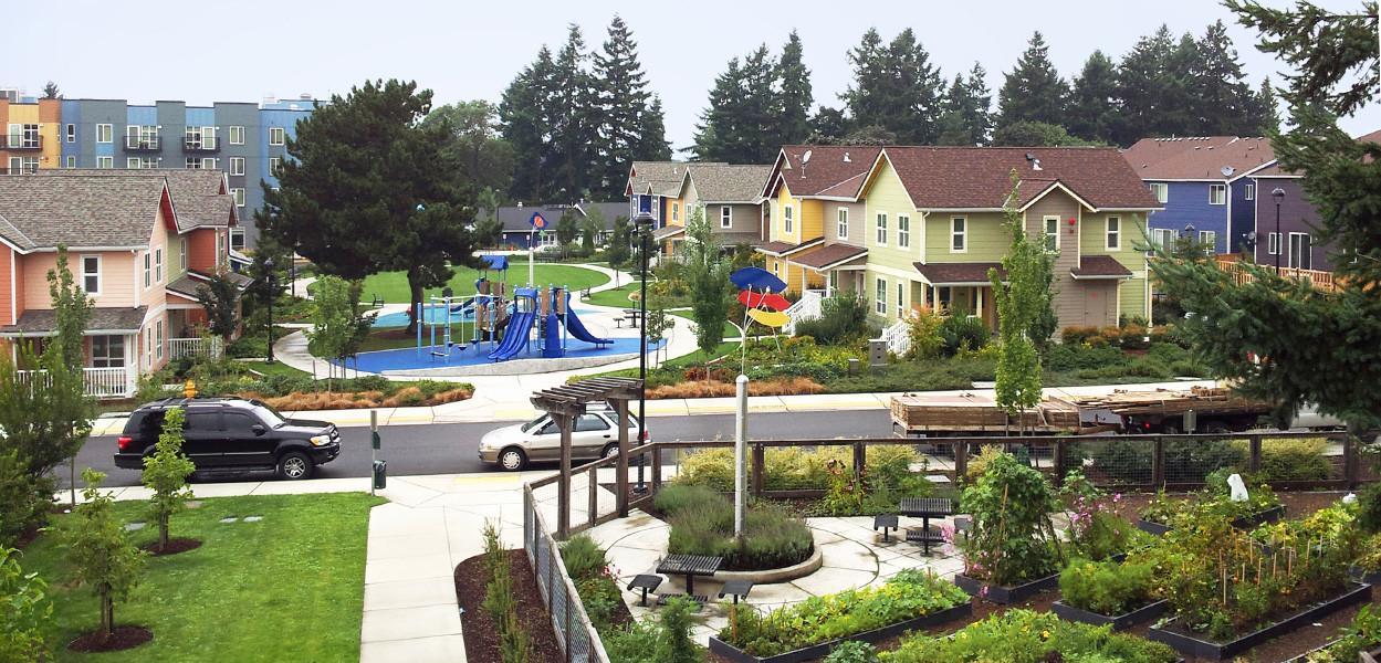 Seola Gardens Overlook