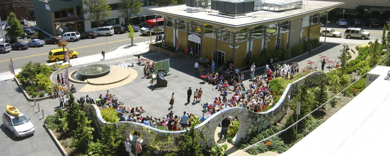 Wetmore Theatre Plaza