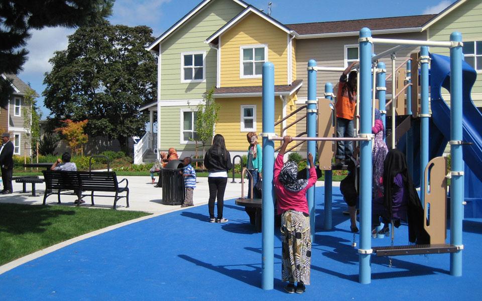 Nakano Associates Seola Gardens play area