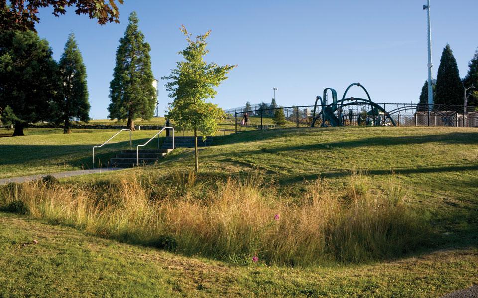 Nakano Associates, Myrtle Reservoir Park