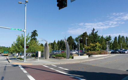 Nakano Associates Mercer Island Park and Ride