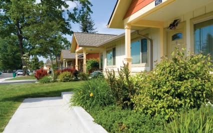 Nakano Associates Green River Homes