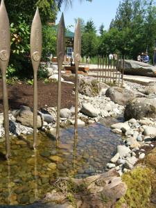 Nakano Associates Squaxin Island Tribe Veterans Memorial