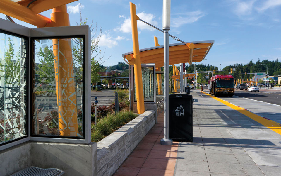 Nakano Associates Tukwila Transit Center