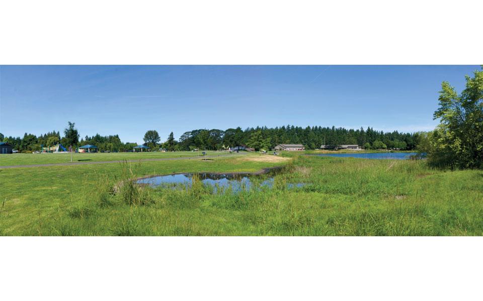 Nakano Associates Woodland Creek Community Park