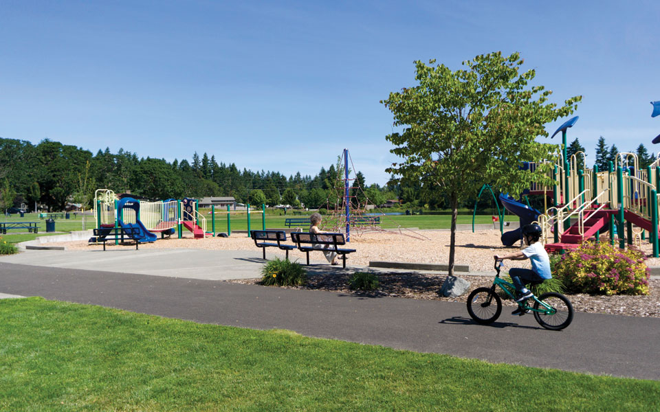 Woodland Creek Community Park