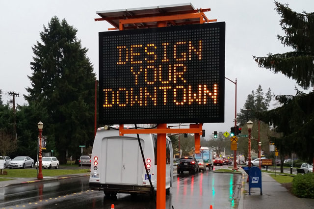 Nakano Associates Design Your Downtown Issaquah
