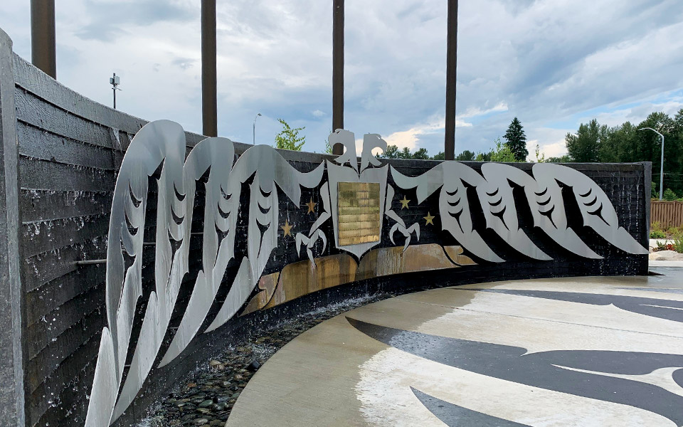 Nakano Associates Muckleshoot Veterans Memorial