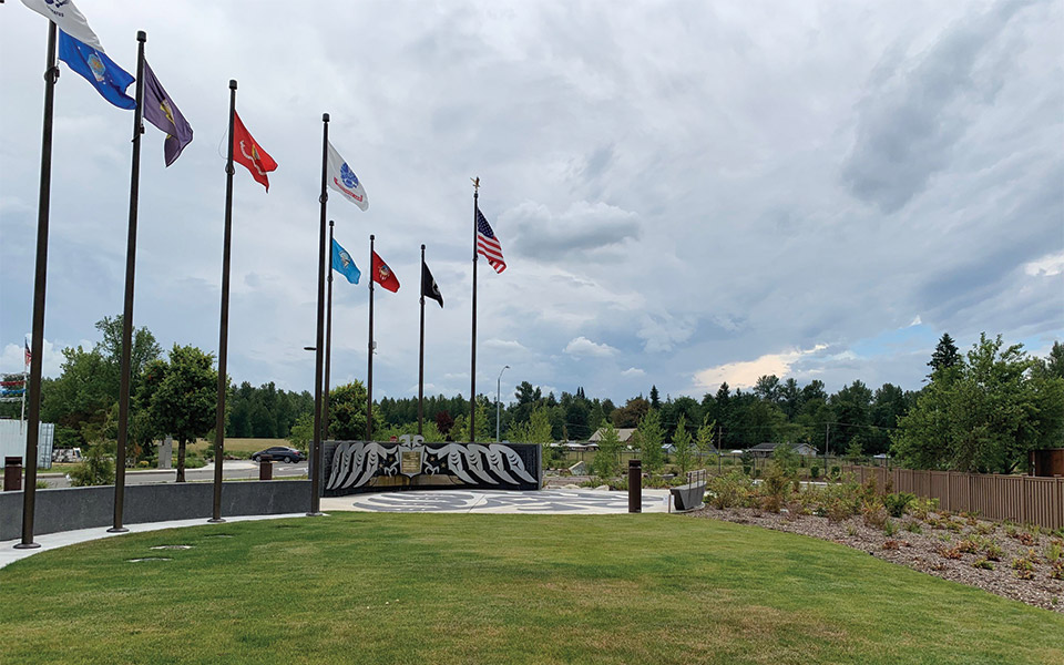 Muckleshoot Veterans Memorial Park